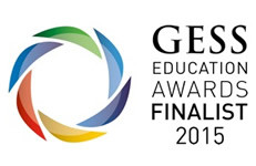 GESS Education Awards Finalist 2015