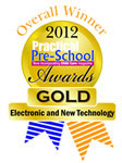 2012 Practical Preschool Award Gold